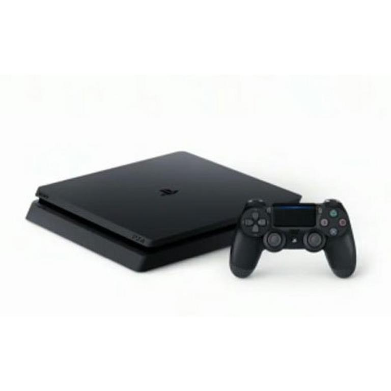 PlayStation-4-Slim-Black-500GB
