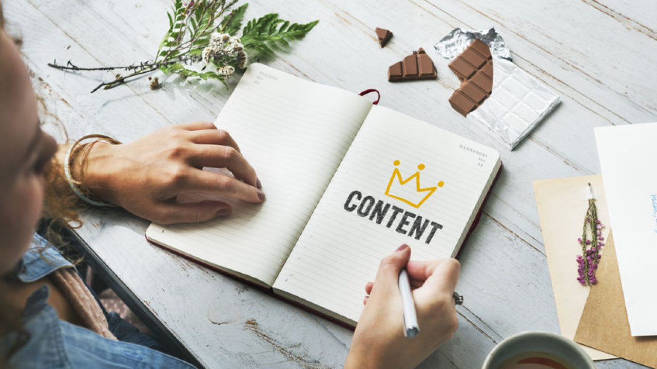 Create your own content